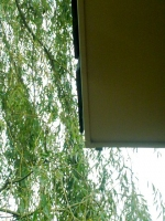 Kunststof dakrandpaneel